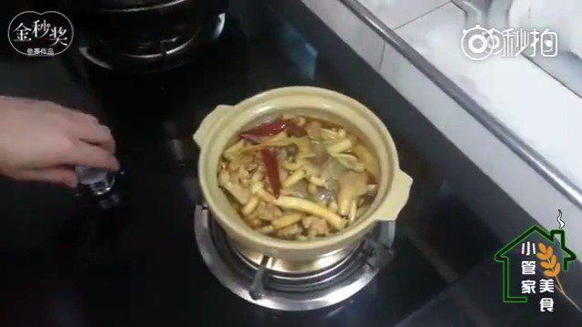 砂锅杂菌做法