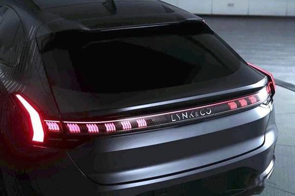 领克品牌又一款新车诞生,新车将定位于纯电动轿跑SUV