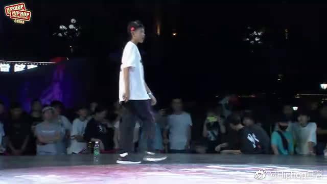 马梓茗VS王子豪,2020中国总决赛locking决赛