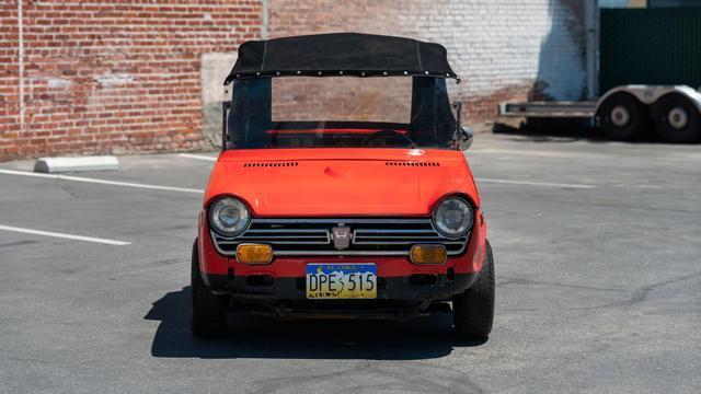 估价4000美元,50年前定制版的本田N600见过没?