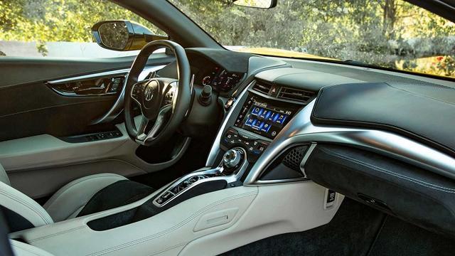 讴歌NSX Type R最新渲染图曝光最大功率或达650马力
