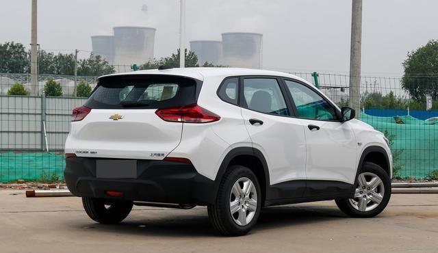 可惜了一款高性价比SUV,比缤智好看,油耗5.1L,降3万仍卖不动