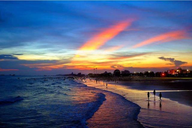 """被忽视的海洋圣地被称为南海的""""蓬莱岛"""