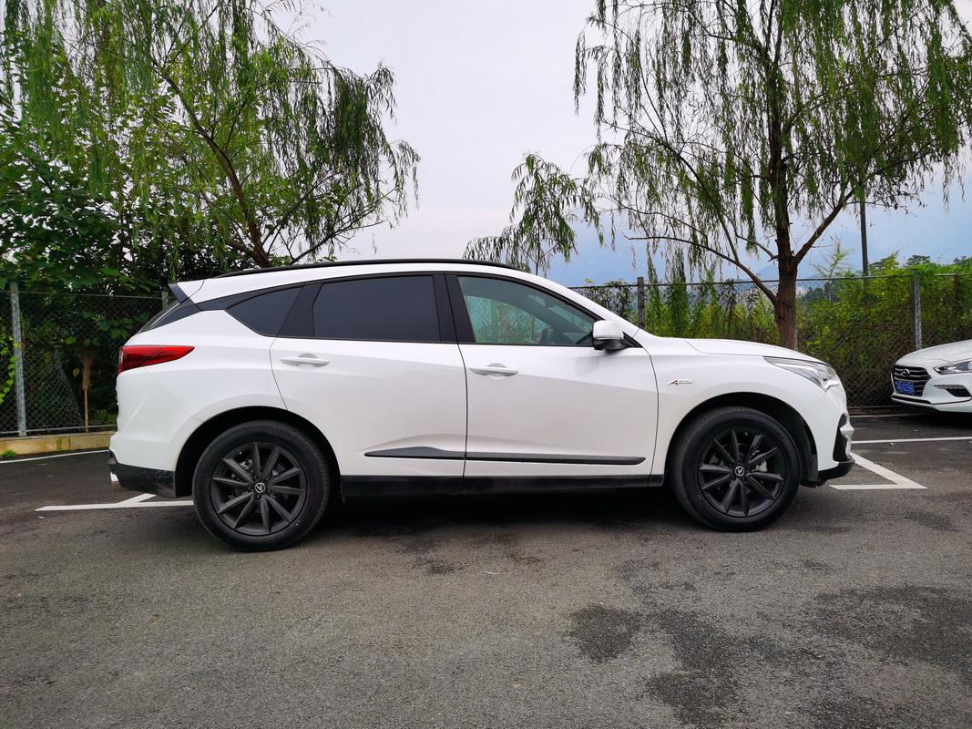 广汽讴歌RDX A-Spec运动款上市 售38.6-46.0万元