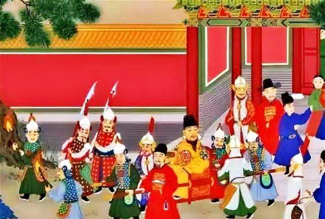 朱祁镇为保皇权正统,否认朱祁钰皇帝身份,为何朱见深却下诏恢复