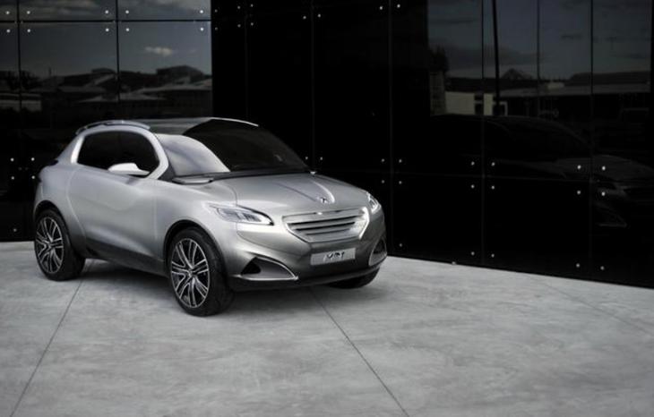 108轿车继任者 标致或将推出全新SUV标致1008