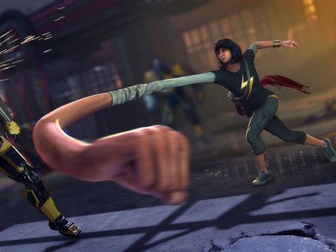 《漫威复仇者联盟》掀超级英雄热潮,拳拳到肉与枪林弹雨二重奏