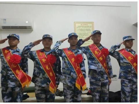 湖口县一场特殊的新兵入伍欢送仪式|新兵|杨洪|新兵入伍|湖口县