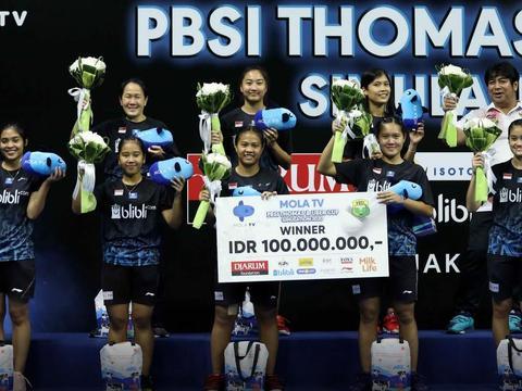 放弃接手亚洲赛战 印尼拟再办队内赛