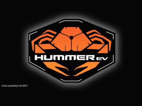 HUMMER EV全新徽标设计曝光 采用螃蟹图案为主元素