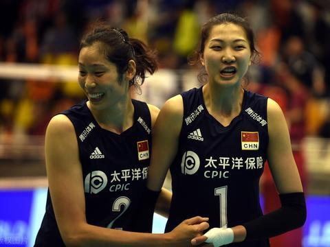 女排联赛即将开赛,袁心玥、刘晏含去向基本确定,天津队有望夺冠