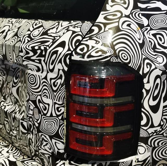 红旗LS5谍照曝光 搭载4.0L V8双涡轮增压发动机