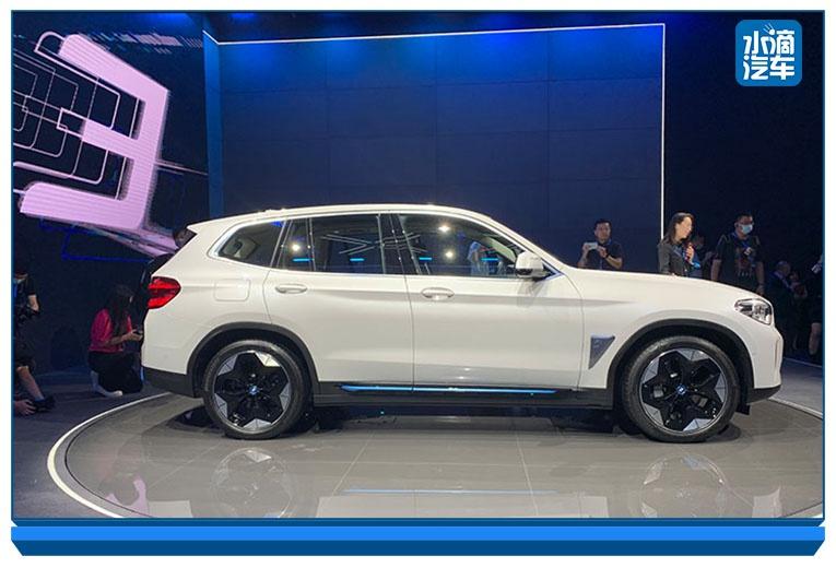 华晨宝马ix3预售47万起,易烊千玺:这台车把热爱做到极致