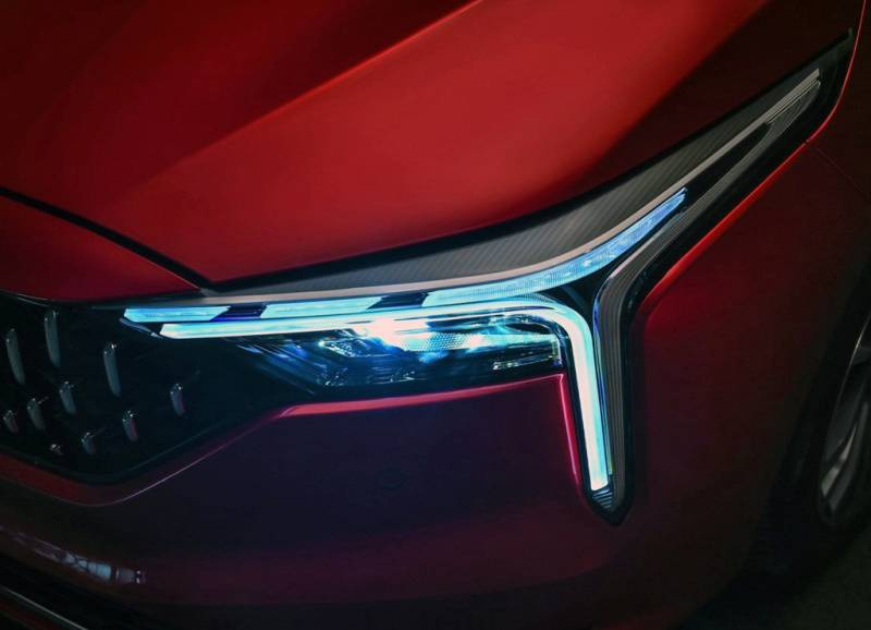 第三代奔腾B70即将亮相北京车展,雨滴格栅营造独特美感
