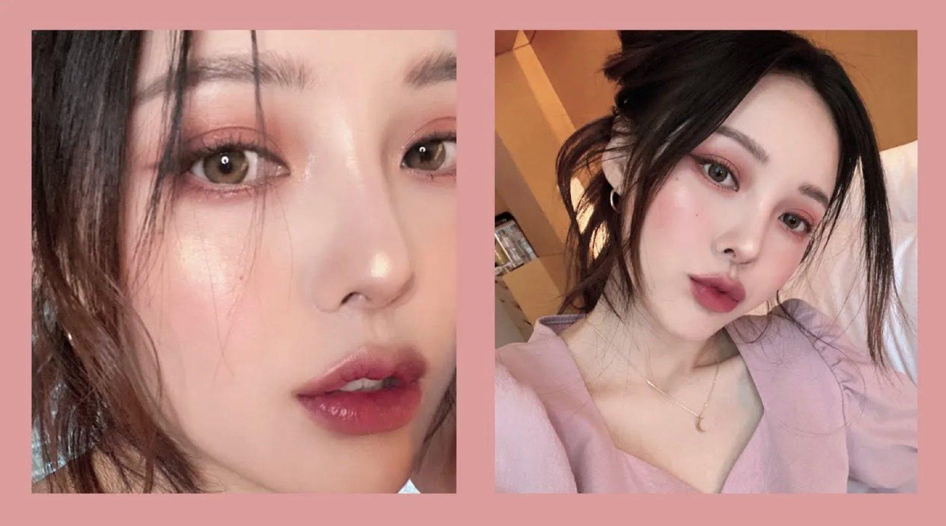 「PONY的珊瑚红粉新妆容 」 CR.PONY Syndrome