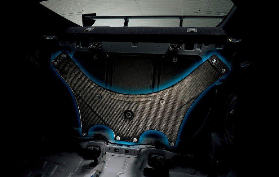 性能升级!雷克萨斯RC F富士赛道版发布!