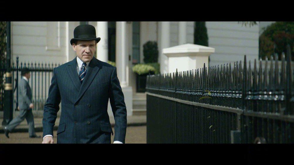 MR PORTER和导演Matthew Vaughn推出了第三波Kingsman系列男装