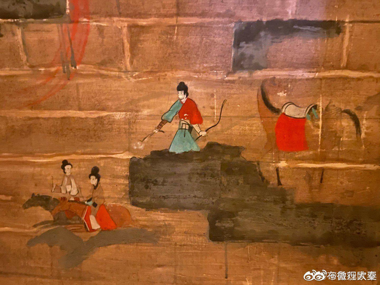西安理工大学有座西汉壁画墓