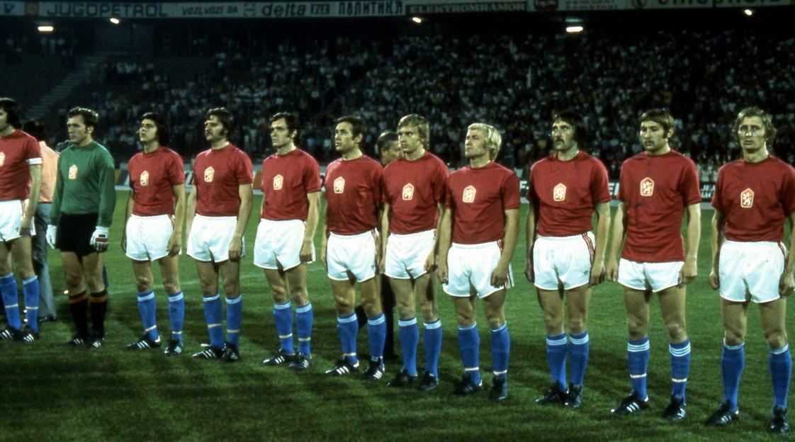 欧足联:1976欧洲杯决赛,捷克斯洛伐克vs西德全场集锦