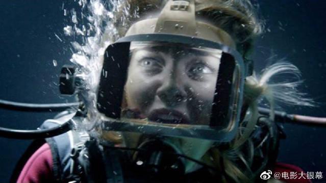 两分钟看完美女《深海逃生》 《鲨海》