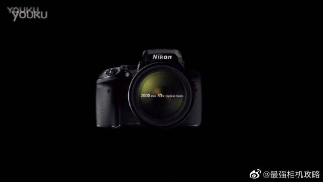 尼康Nikon COOLPIX P900 83倍超长变焦数码相机