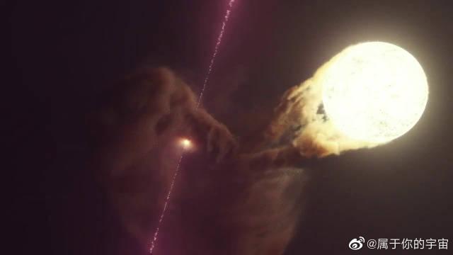 微类星体超震撼场景!是我喜欢的感觉啊!真的是爱了啊!