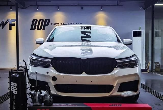 一位广告精英的用车心得 BMW 6系GT就是这么与众不同