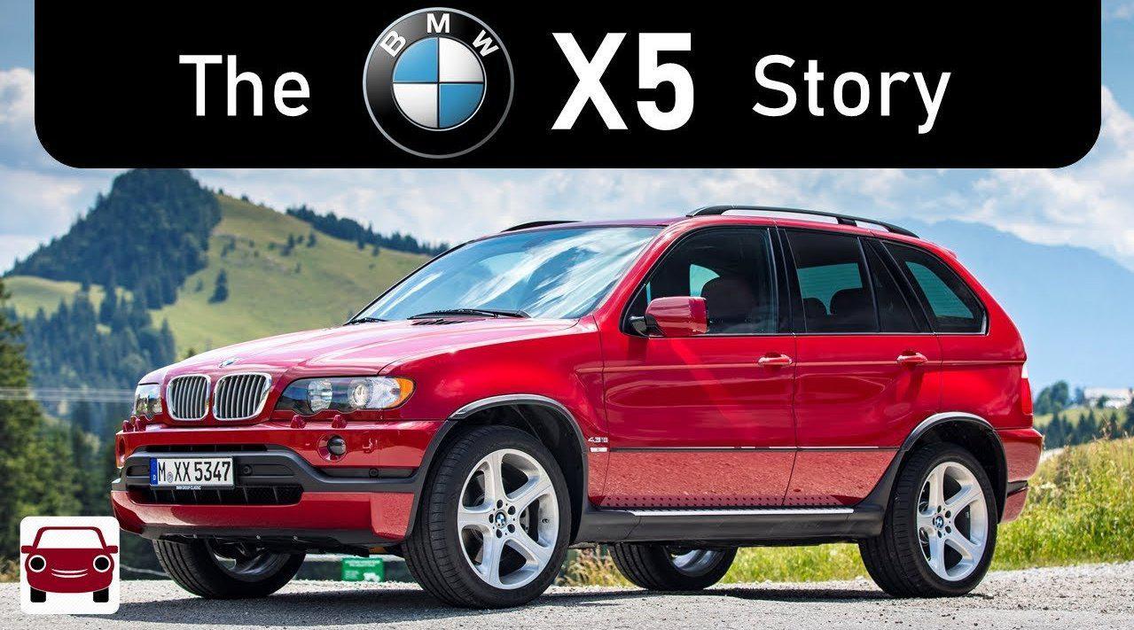 转:宝马X5的故事,从研发初期套壳罗孚,到发展出四代车型……