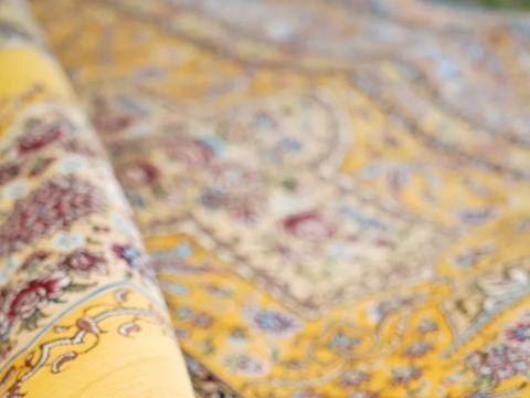 真丝地毯为什么图案的设计非常复杂,简约一点不行吗?