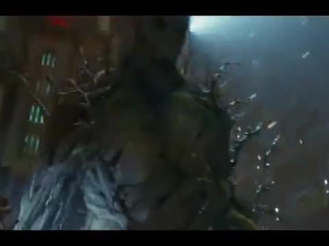银河护卫队中格鲁特居然有这么可怜的前世今生,让人看了都心疼