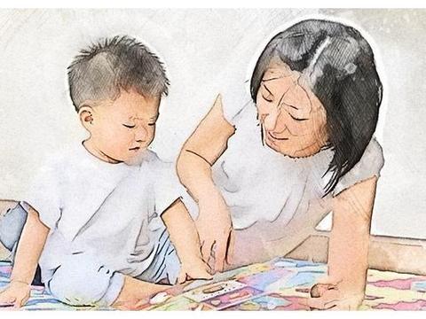 """江苏1岁宝宝因""""超前教育""""患近视,想让孩子优秀,家长就要起跑"""