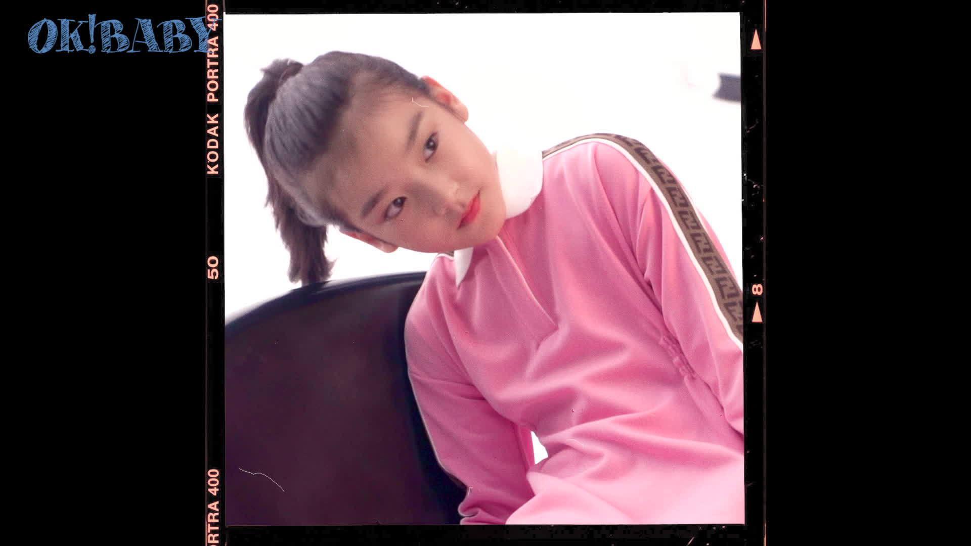 OK!Baby&@王圣迪-娃娃Angela 精彩封面拍摄花絮来啦!