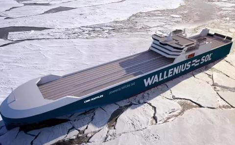 玉柴再次交验全球最大双燃料滚装船主机