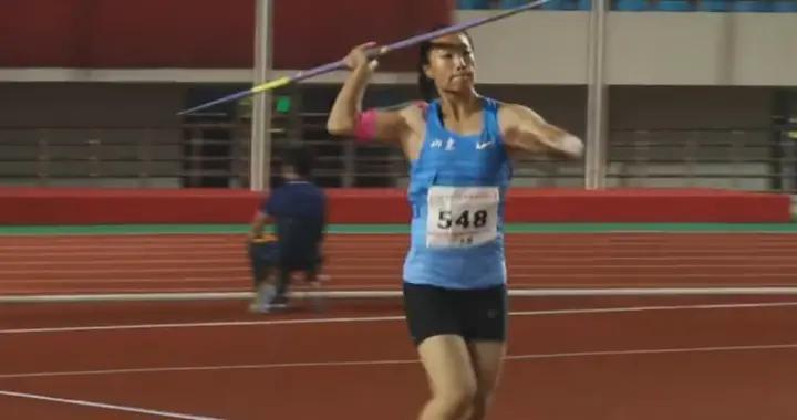 王嘉男8米36创世界最佳挣3万 刘诗颖一枪扎中5万成最大赢家