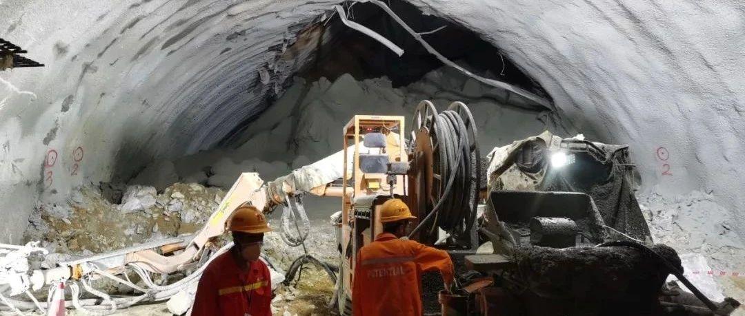 910持续关注:广西乐业在建隧道塌方超96小时 被困人员生还概率已很小
