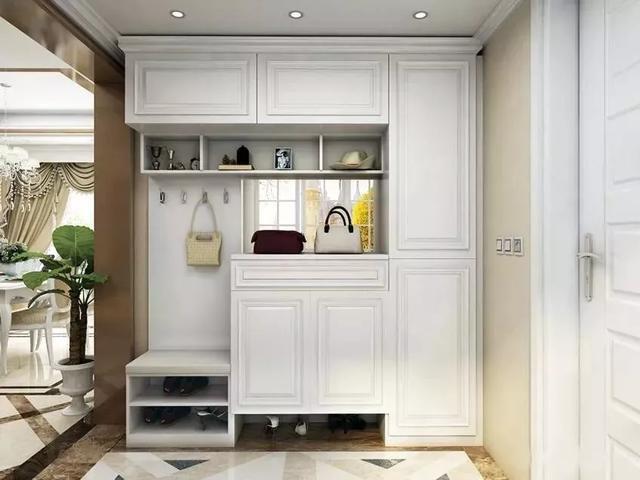 鞋柜设计图片大全 满足您的种种需求...