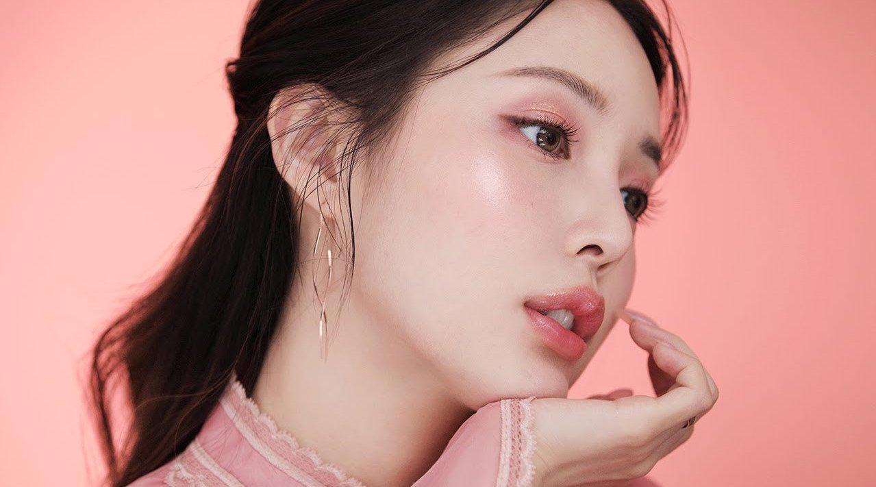 「温柔的玫瑰红粉妆容🥀」 CR.PONY Syndrome