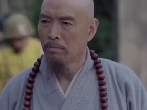 鬼子上寒山寺搞事情,大师一怒之下飚日语,鬼子都听傻了