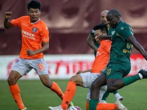 穆谢奎梅开二度,迪诺+马丁斯建功,浙江绿城4-0江西联盛中甲首胜