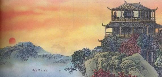 他只有一首诗作有名,在唐朝享有盛名,更与王之涣的登鹳雀楼齐名
