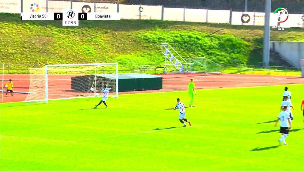 葡萄牙U23联赛集锦:吉马良斯0-2博阿维斯塔