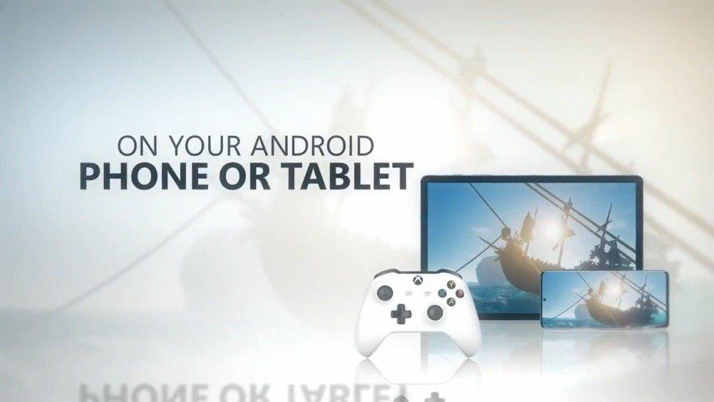 微软云游戏服务发布宣传片……