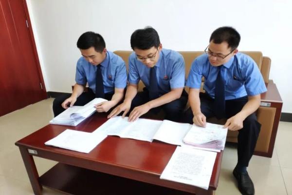 河南三门峡检察院:驻狱检察干警的一天