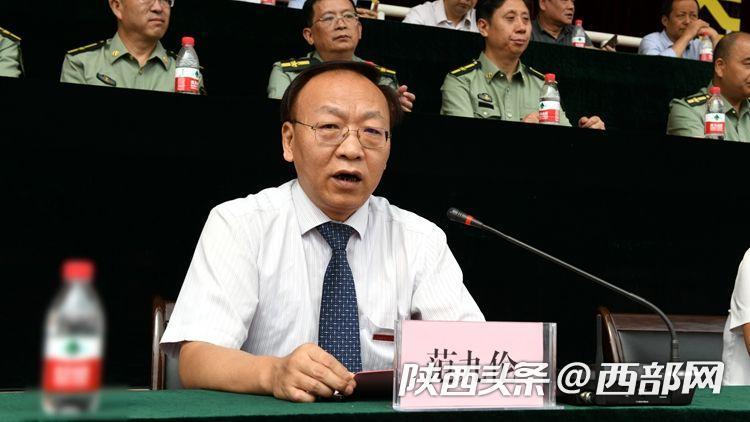 开学季 校长说 西安邮电大学校长范九伦:要做重要科技领域的领跑者 与时代同向同行