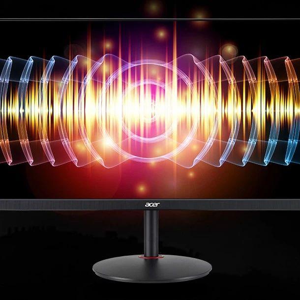 【推仔说新闻】宏碁发布新款显示器 采用HDMI 2.1接口 支持4K144Hz