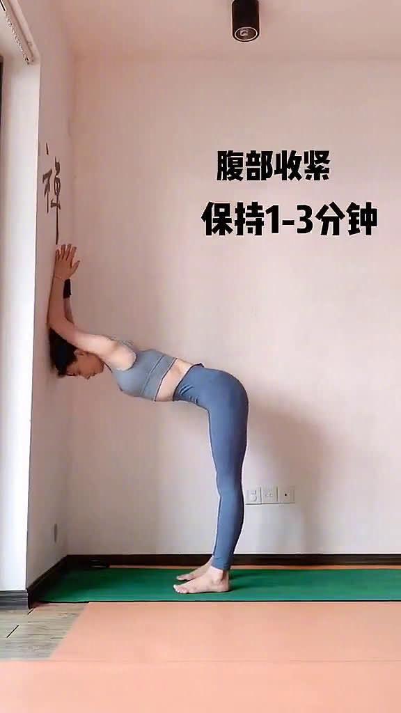 一个超简单的开肩动作,可以扩展胸腔,疏通腋窝……