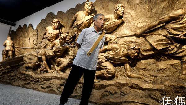 崔鸿飞:船工号子、非遗传承,这是河南人的家国情怀