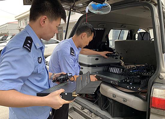 黑龙江首例新型移动黑灰产业伪基站车案告破