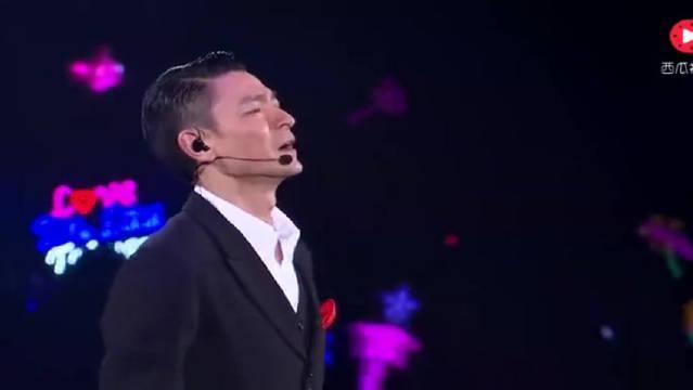 《谢谢你的爱》刘德华2010震撼红馆跨年演唱会