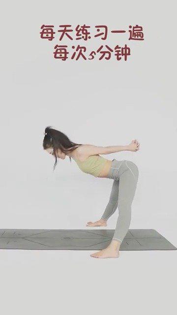这个动作保持13分钟,疏通乳腺,改善小叶增生缓解肩颈不适……